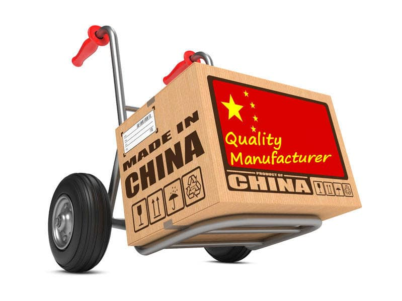 Chinese Manufacturing
