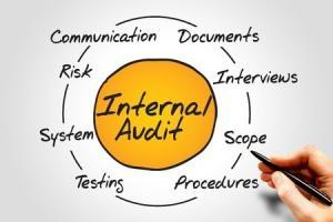 The process of conducting an ISO internal audit
