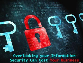 Information Security small business risks