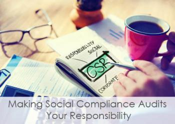 Corporate Social Responsibility audits